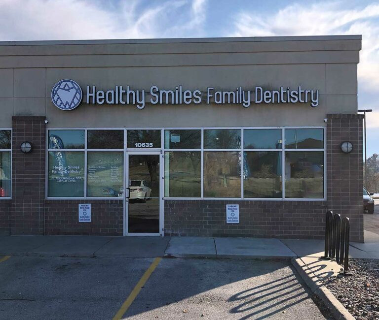 Healthy Smiles Family Dentistry Exterior of building
